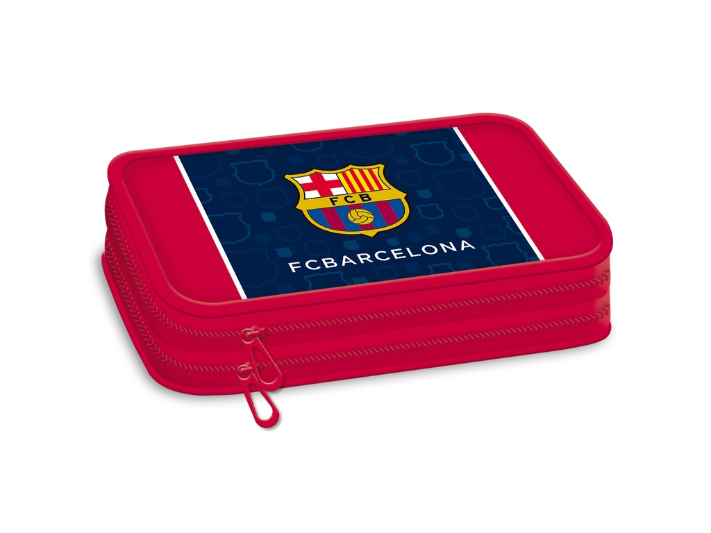 Penál FC Barcelona 17 dvoupatrový