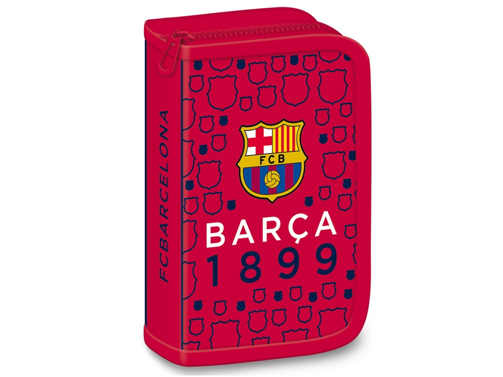Penál FC Barcelona crests 17 rozkládací
