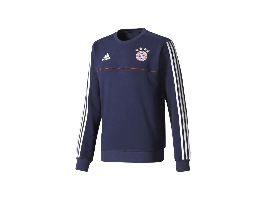 Pánská mikina Adidas Bayern Mnichov 17 navy