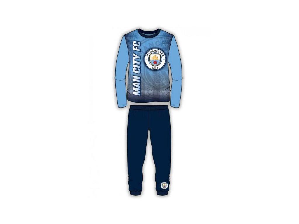 Pyžamo Manchester City printed Jr