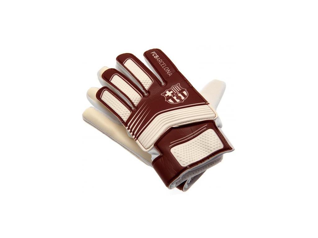 Brankářské rukavice FC Barcelona 17 jr