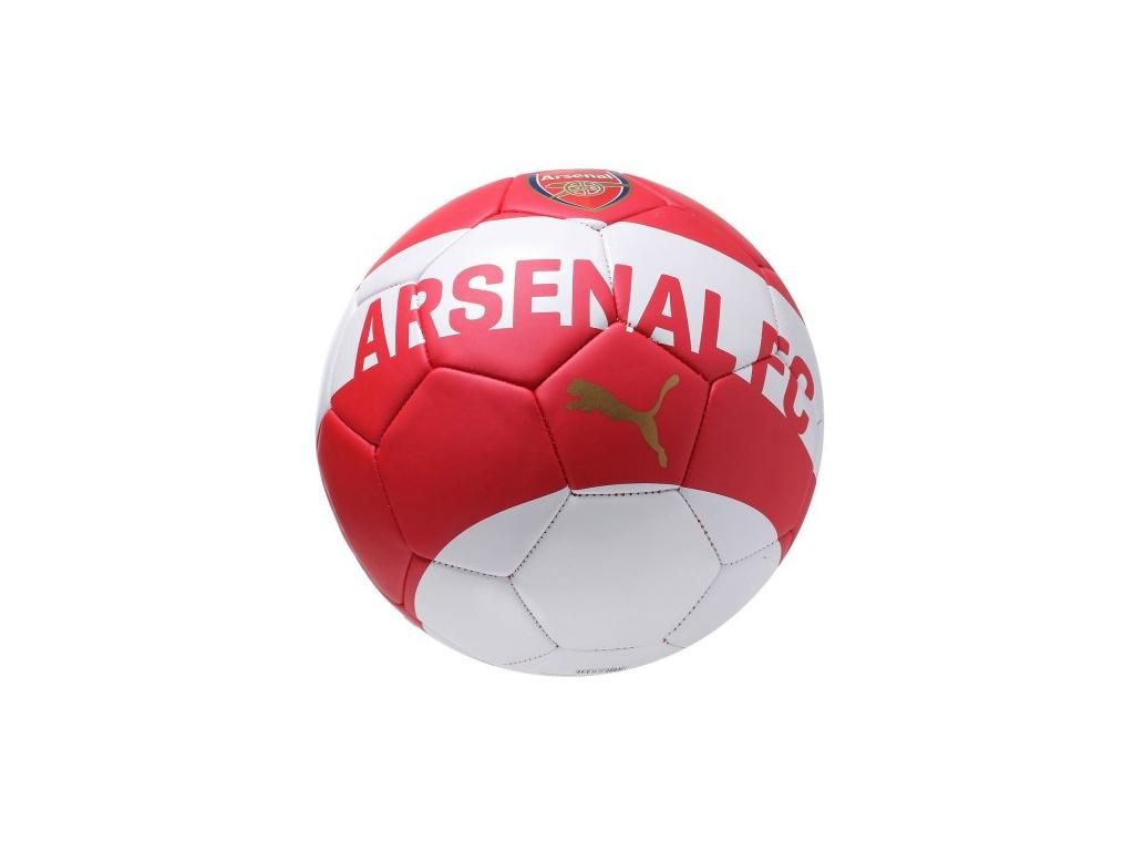 Fotbalový míč Puma Arsenal FC Fan velikost 5