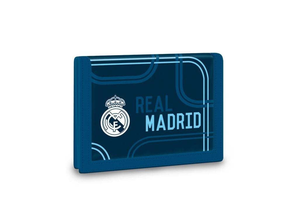 Peněženka Real Madrid blue 17