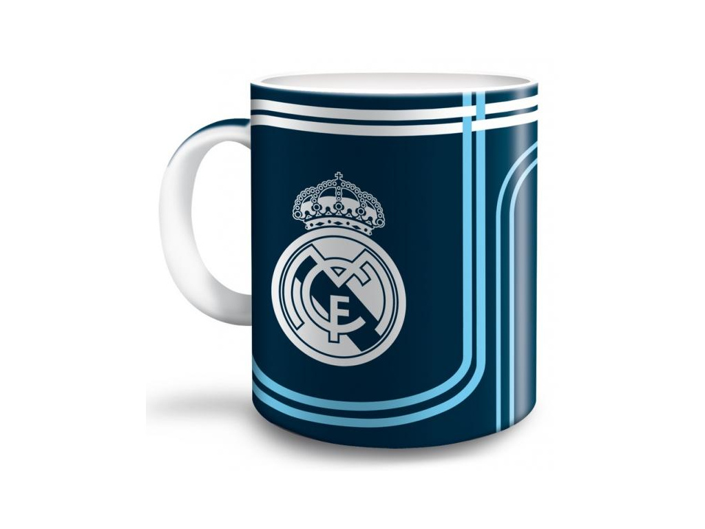 Hrnek Real Madrid blue17 300ml