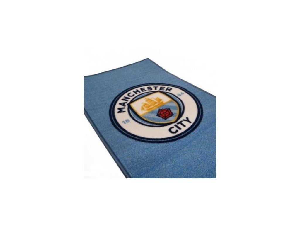Kobereček Manchester City crest 80x50 cm