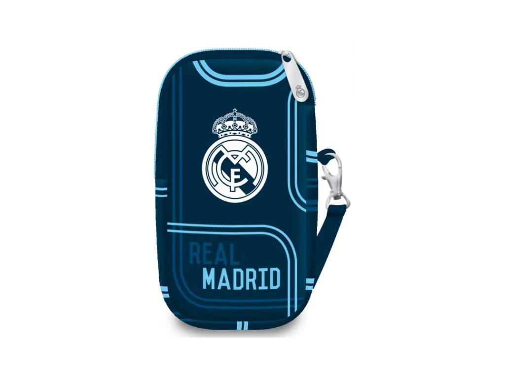 Pouzdro na mobil Real Madrid blue 17