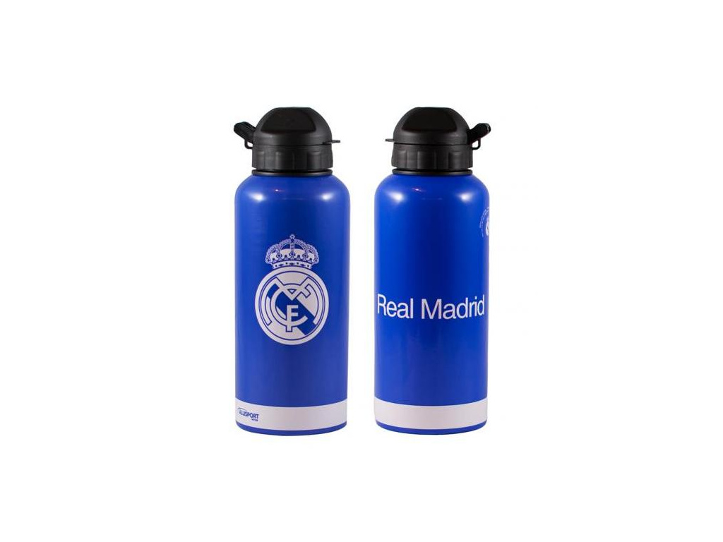 Alu láhev Real Madrid blue 400ml