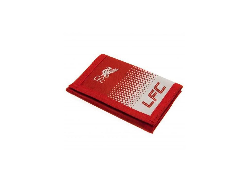 Peněženka Liverpool FC fade