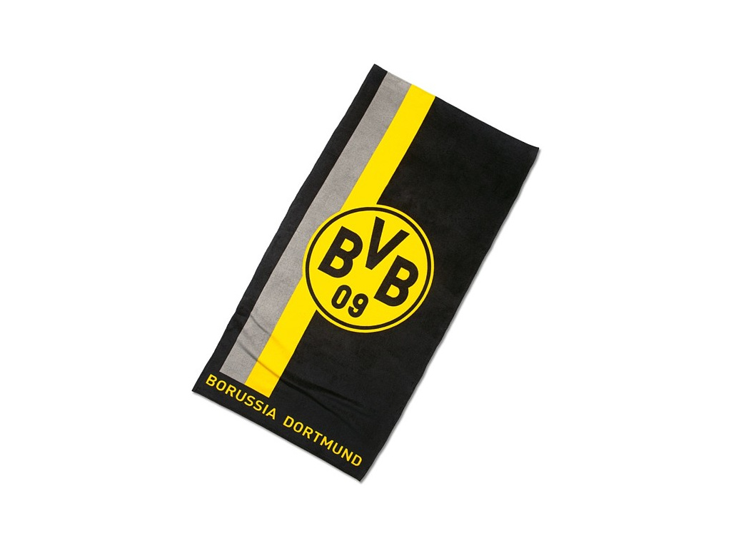Ručník Borussia Dortmund 50x100 cm