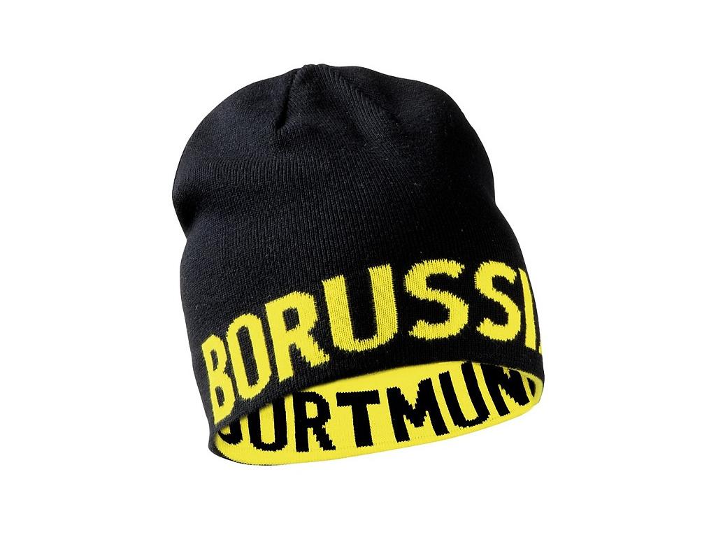 Zimní čepice Borussia Dortmund rs
