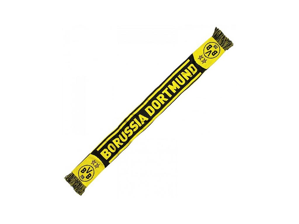 Klubová šála Borussia Dortmund 19/20 17x140 cm