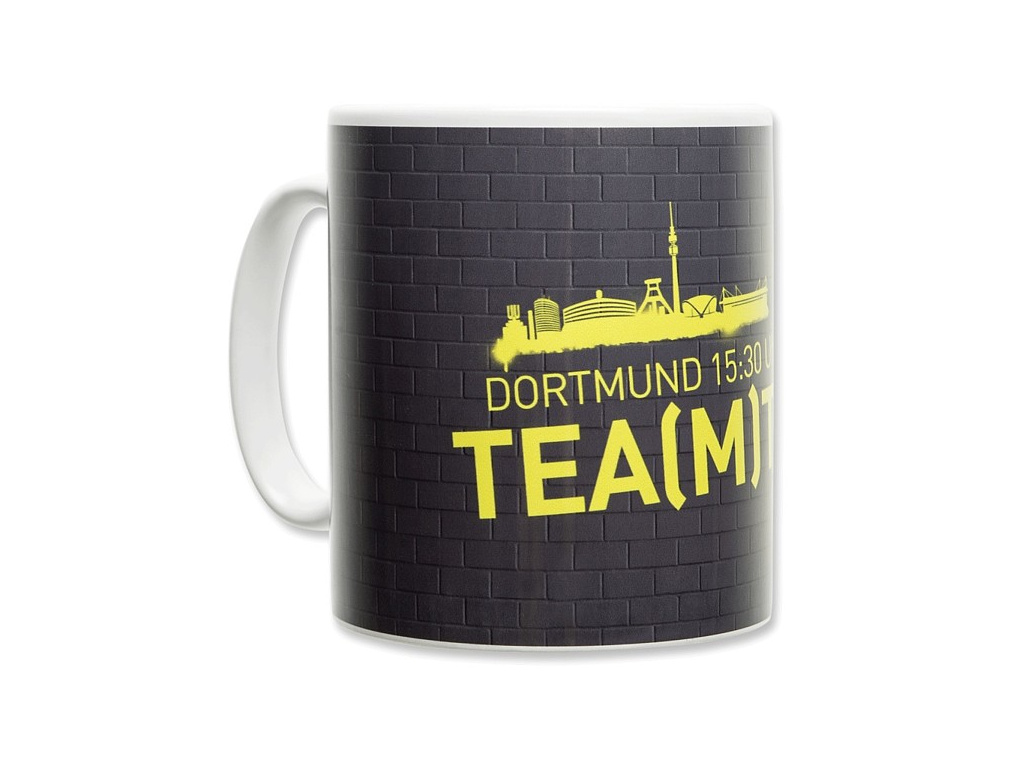 Hrnek Borussia Dortmund Tea time 300ml