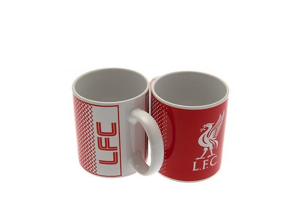 Hrnek Liverpool FC fade 300 ml