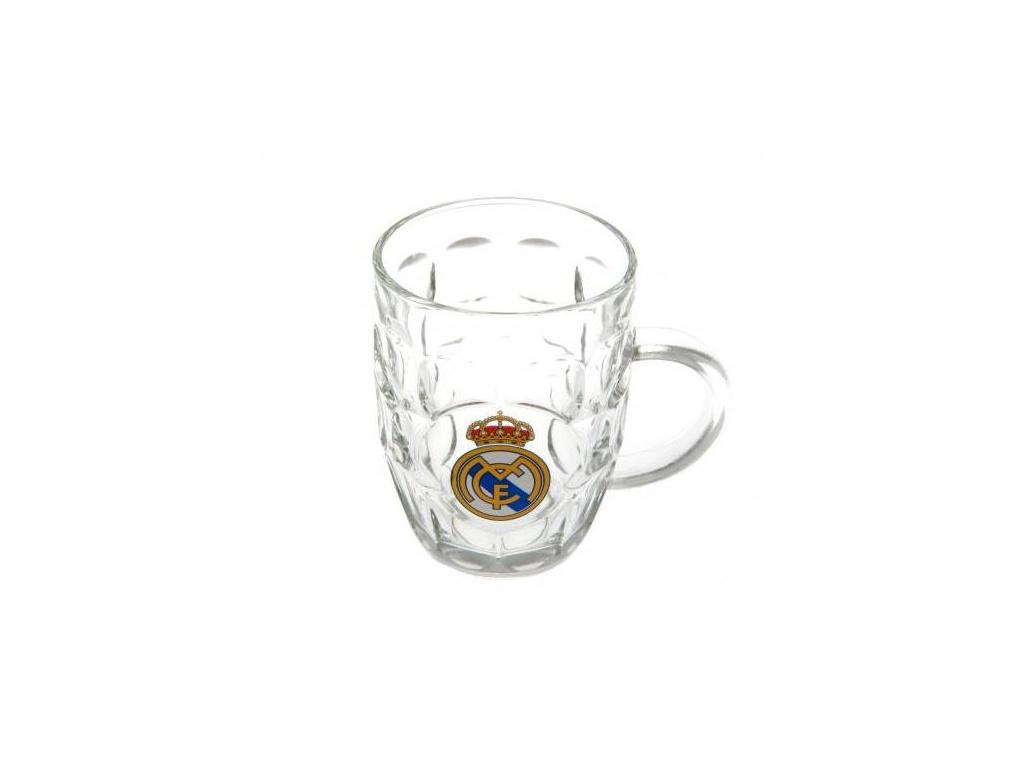 Pivní krýgl Real Madrid