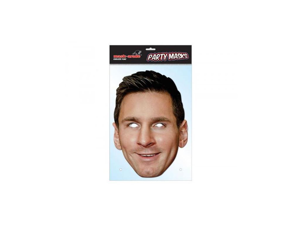 Maska FC Barcelona Messi