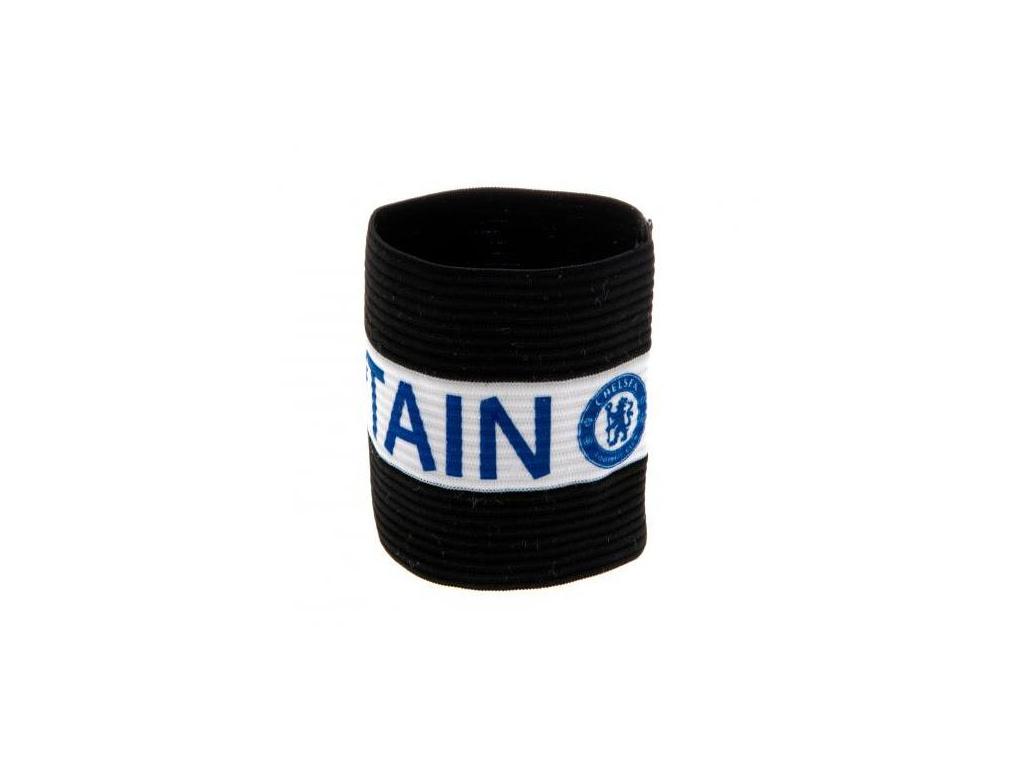Kapitánská páska Chelsea FC black