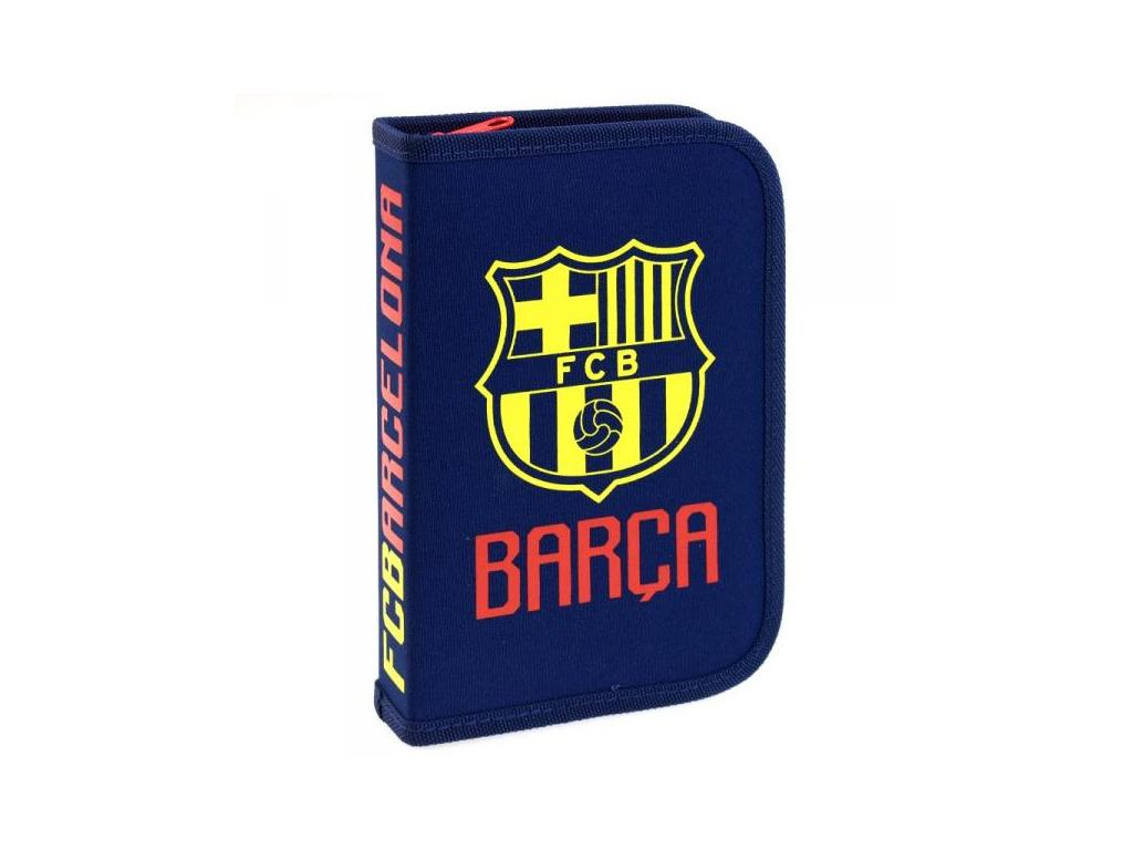Penál FC Barcelona color rozkládací