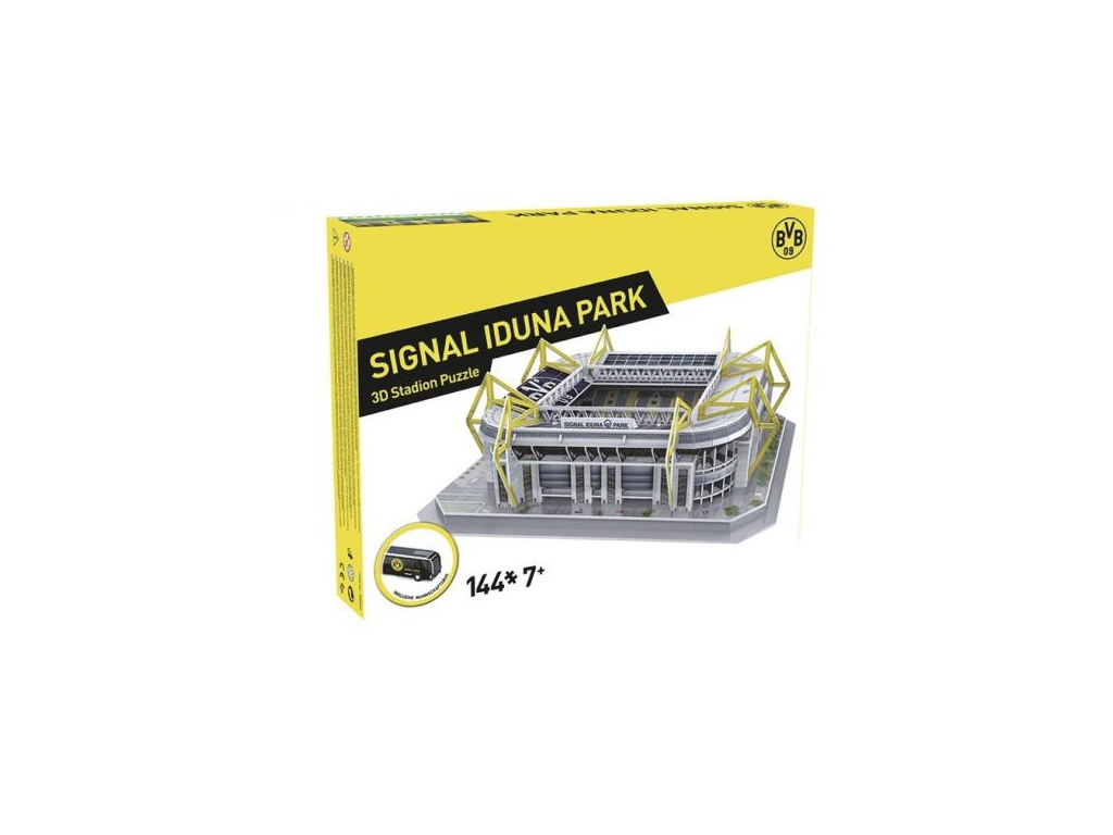 3D Puzzle Borussia Dortmund Signal Iduna Park