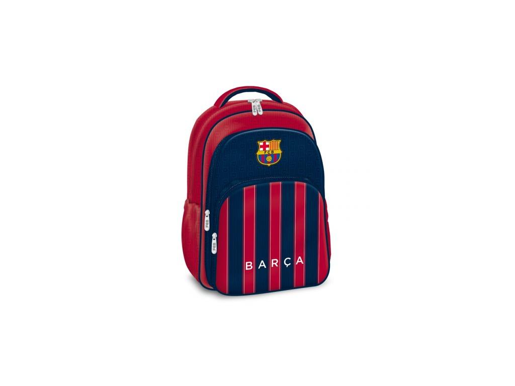 Školní batoh FC Barcelona stripe 16 3k ntb
