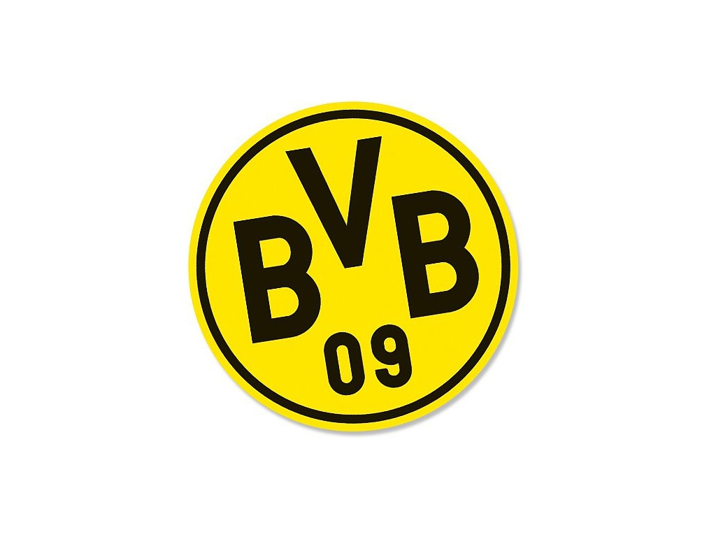 Podložka pod myš Borussia Dortmund logo