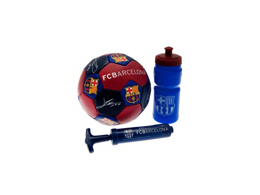 Fotbalový set FC Barcelona