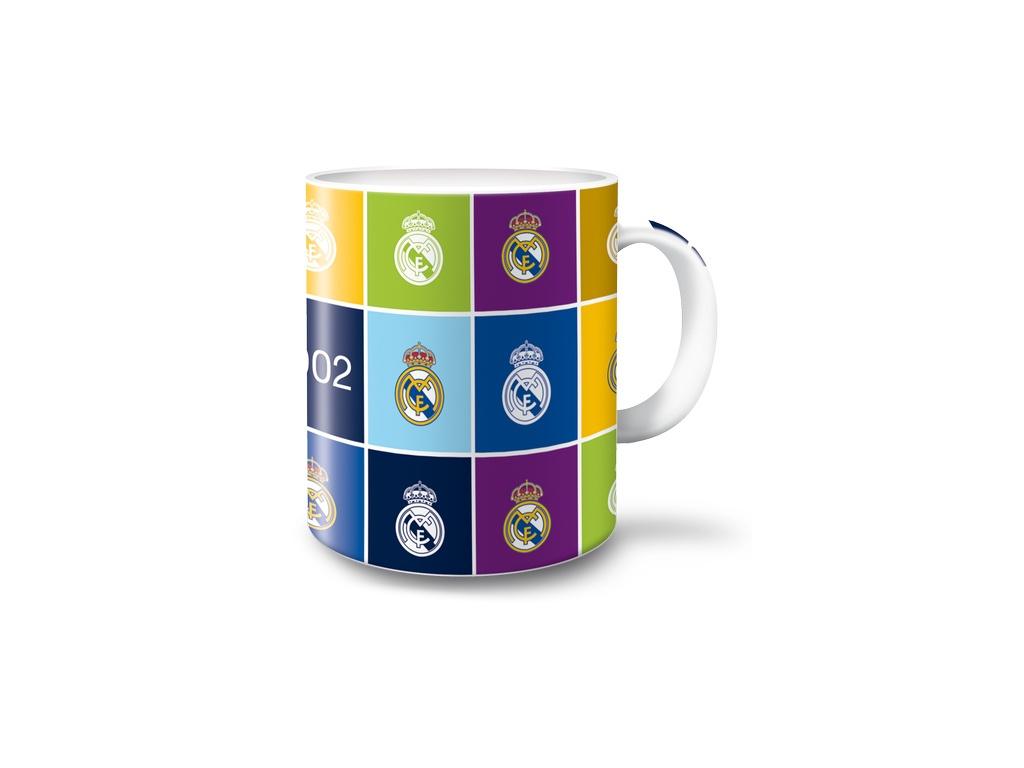 Hrnek Real Madrid color 350 ml