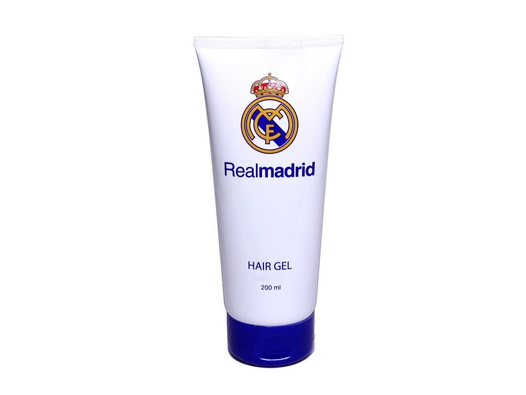Gel na vlasy Real Madrid
