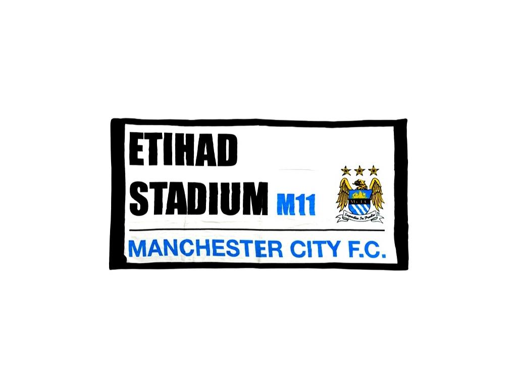 Osuška Manchester City Etihad