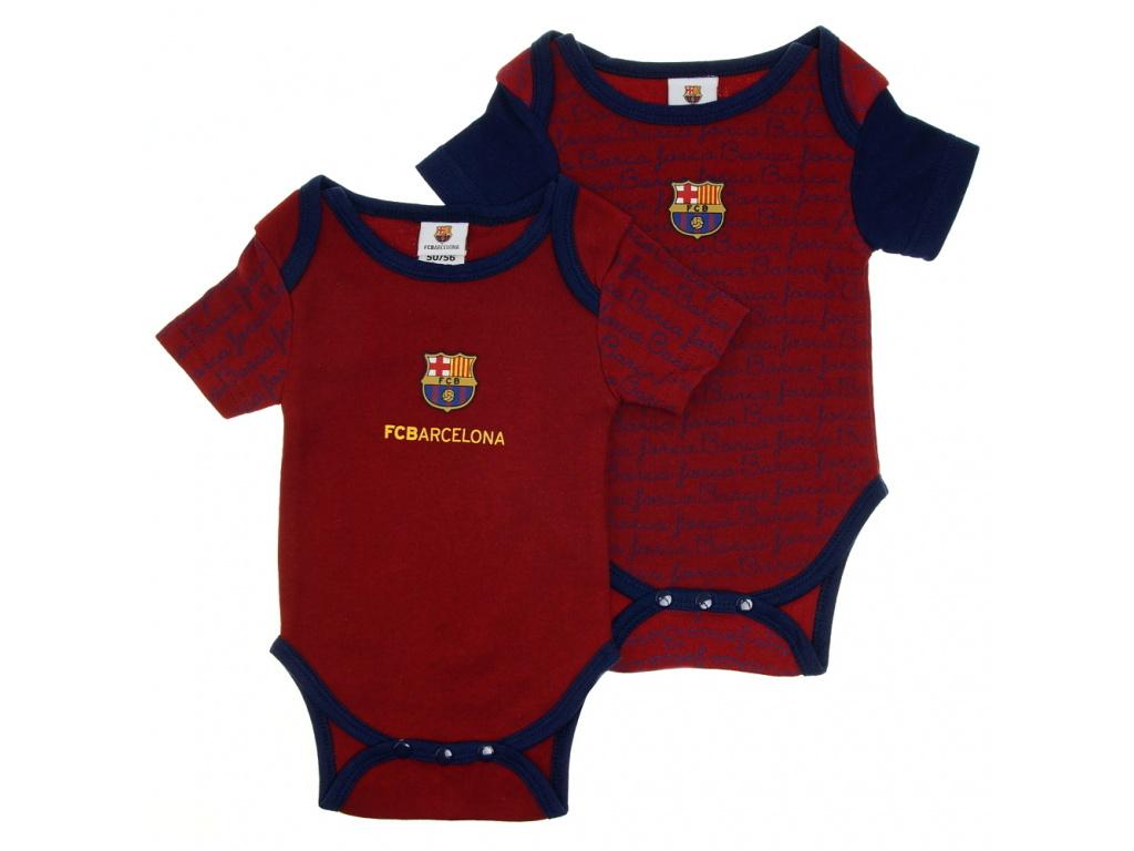 Bodyčka FC Barcelona 2ks bg