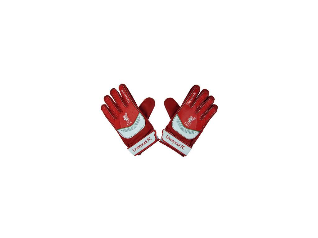 Brankářské rukavice Liverpool FC dorost