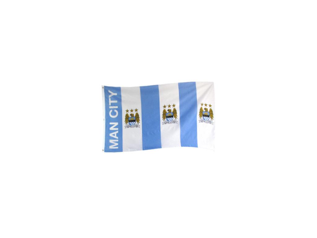 Vlajka Manchester City FC bs