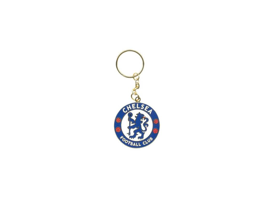 Přívěšek na klíče Chelsea FC logo