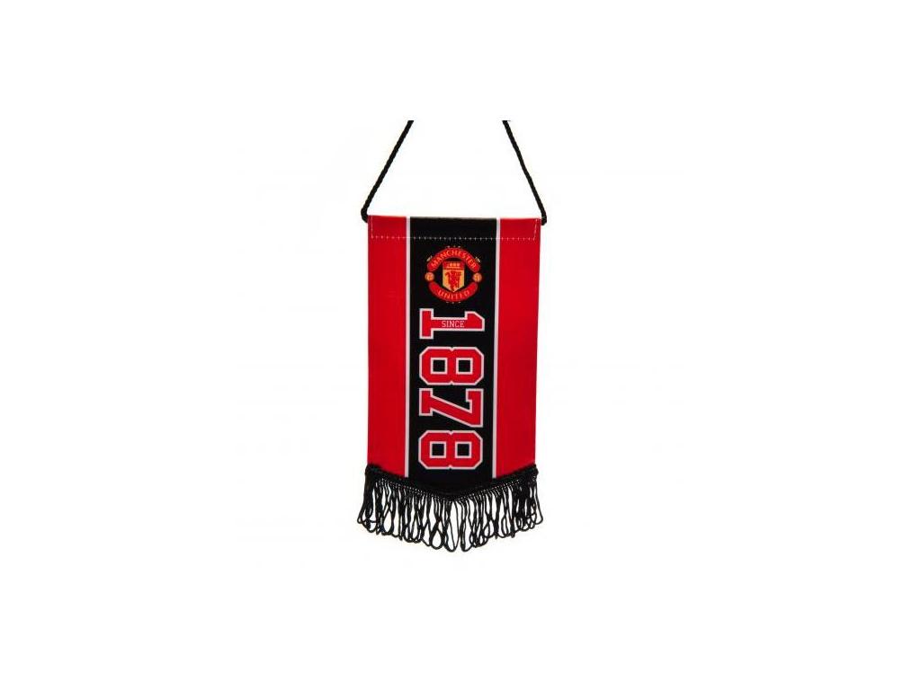 Vlaječka Manchester United black