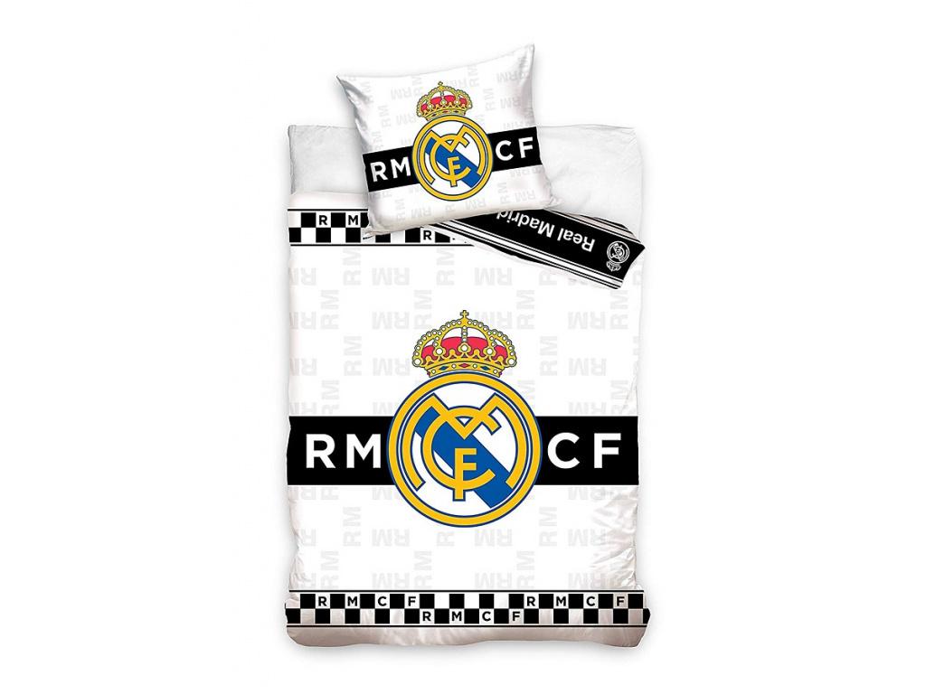 Povlečení FC Real Madrid BW 140x200cm