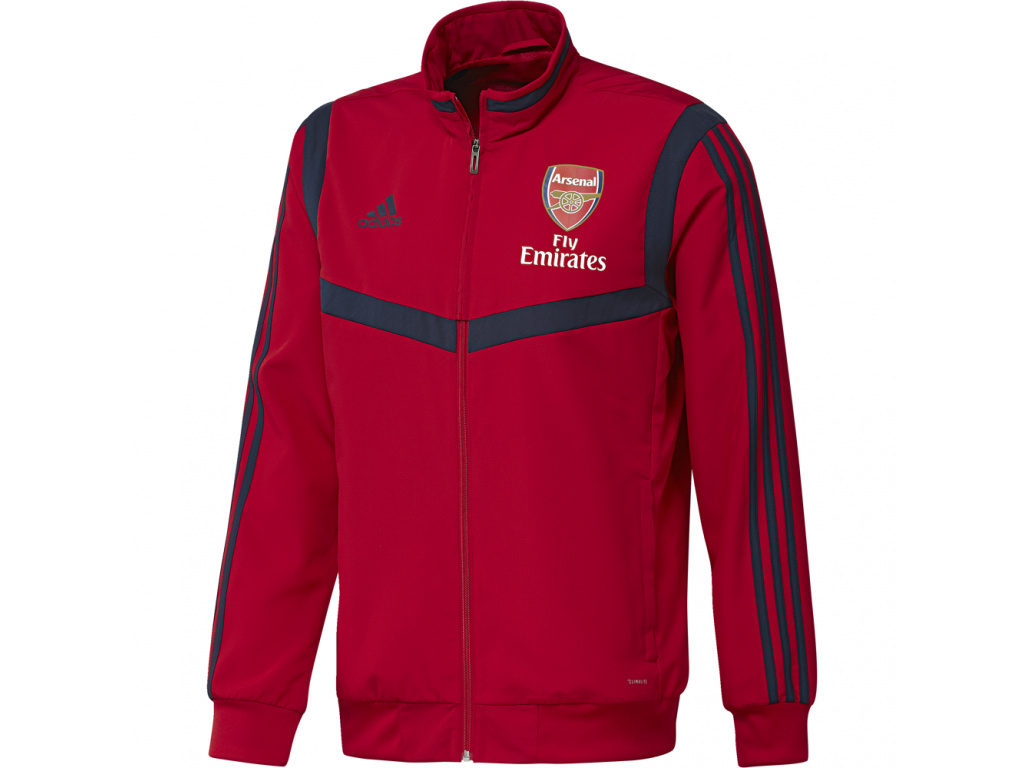 Pánská bunda Adidas Arsenal FC 19/20 red