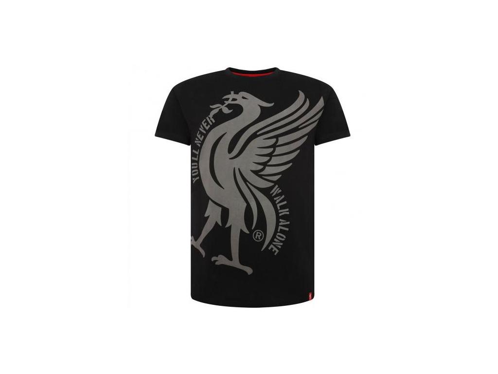 Pánské tričko Liverpool FC 19 BL logo