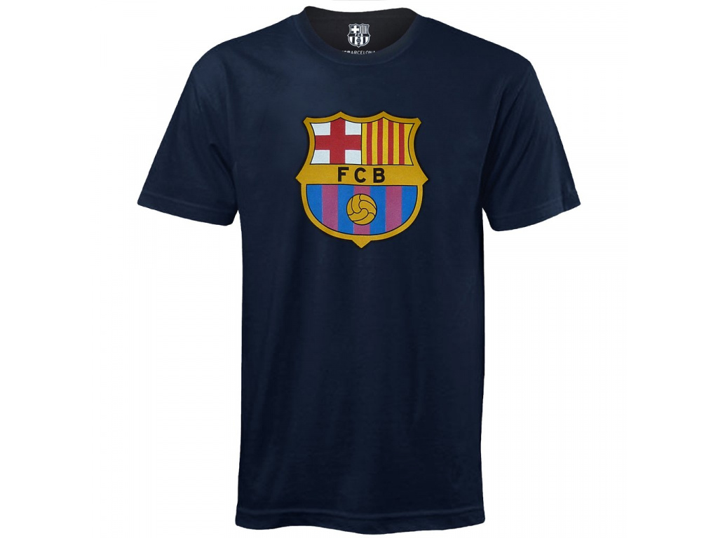 panske tricko fc barcelona core navy