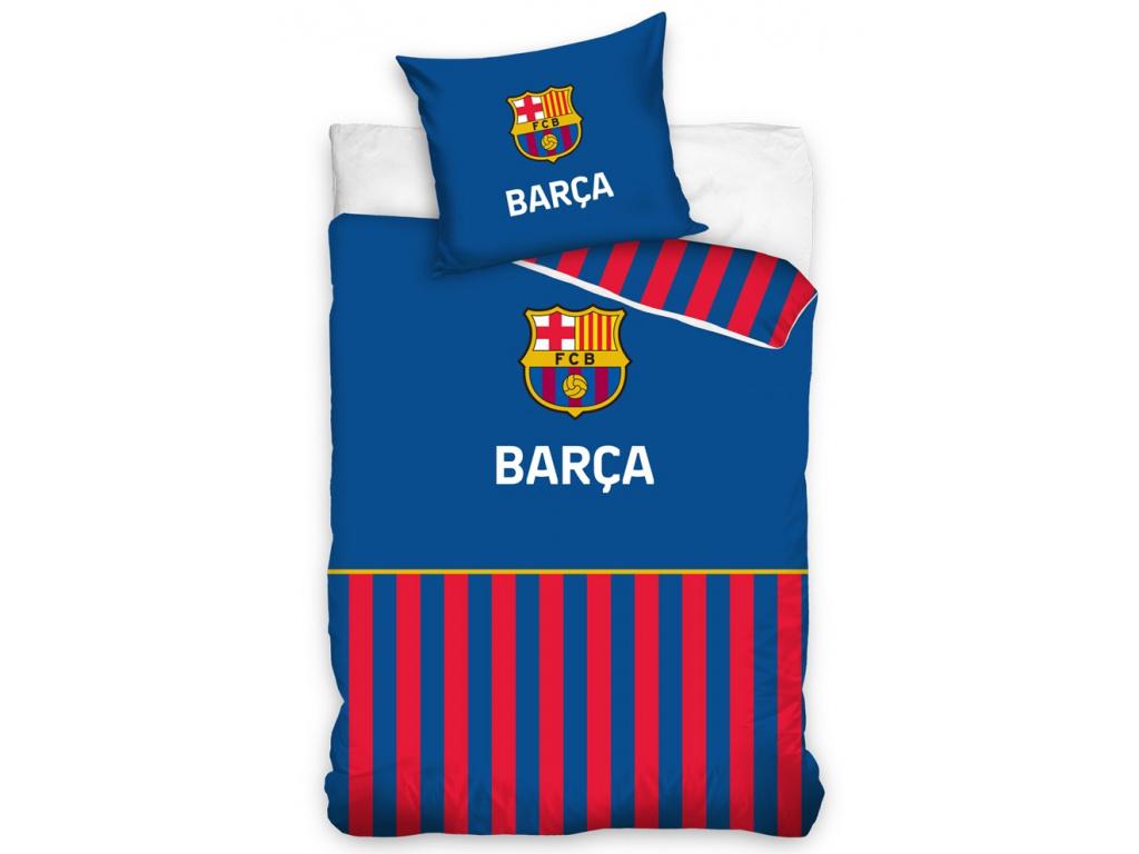 povleceni fc barcelona half stripes