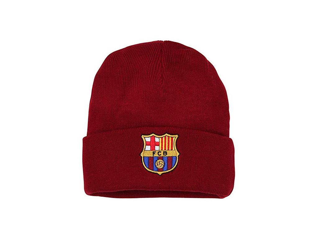 zimni cepice fc barcelona