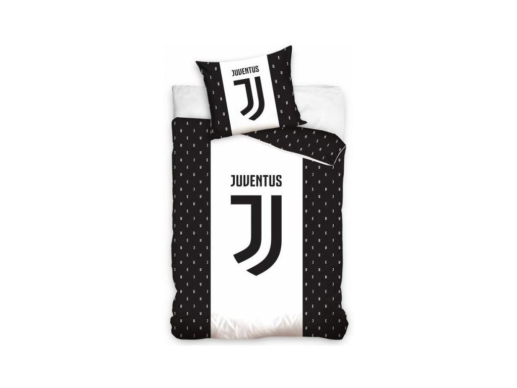 Povlečení Juventus Turín 19 crest 140/200, 70/90 cm