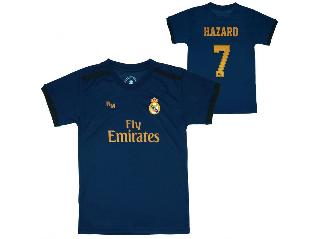 Dětské tréninkové tričko Real Madrid 20 Hazard