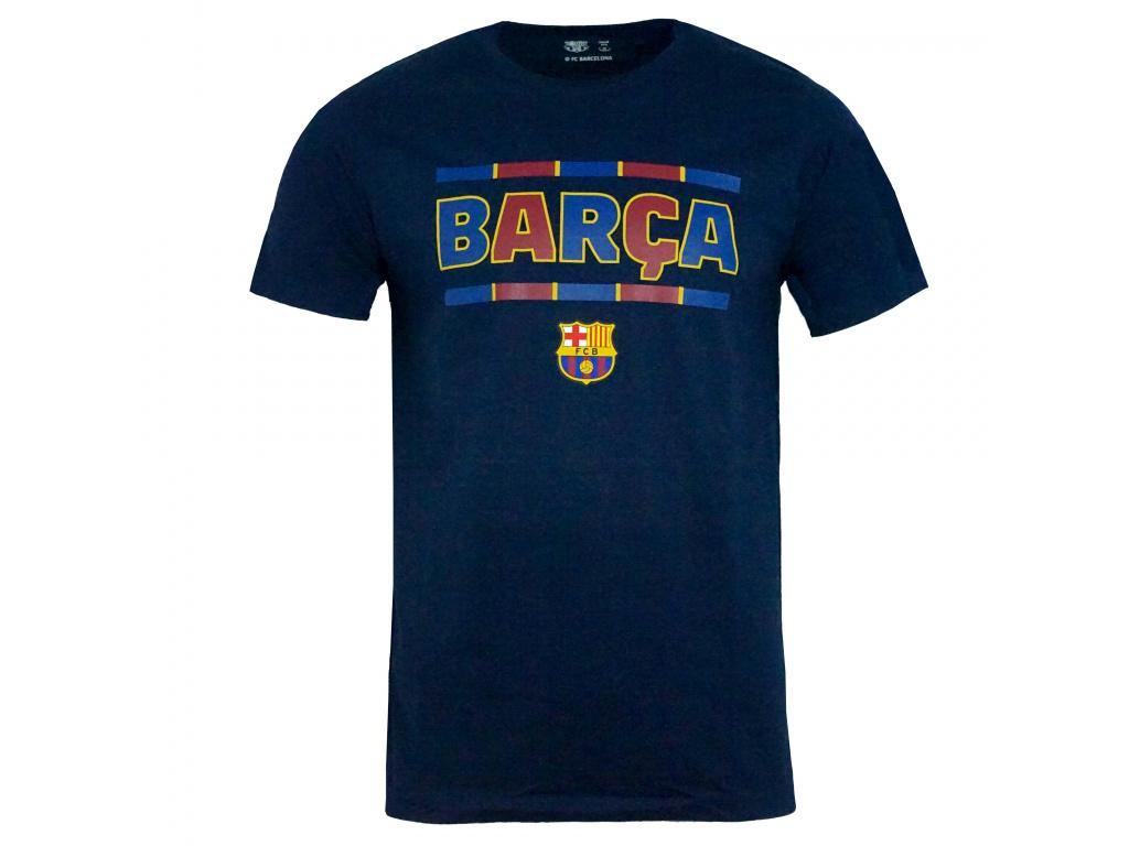 Pánské tričko FC Barcelona Slam Marino