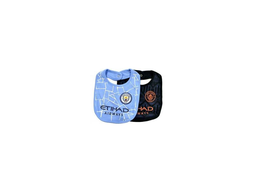 man city two pack bib set 1