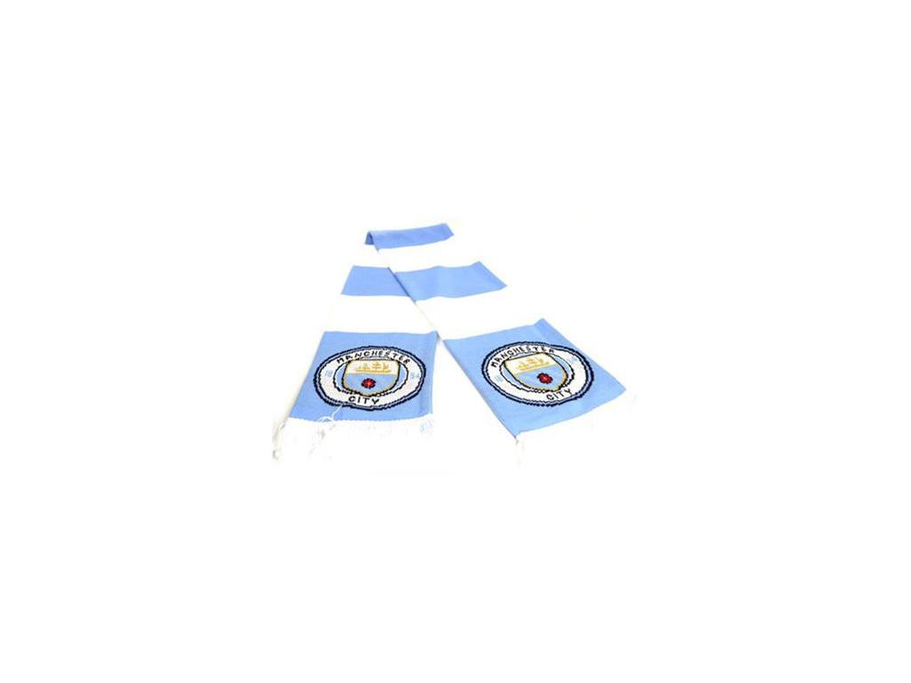 Šála Manchester City 20 stripes