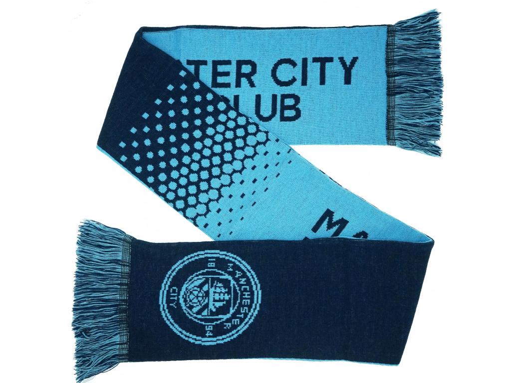 Šála Manchester City 20 fade