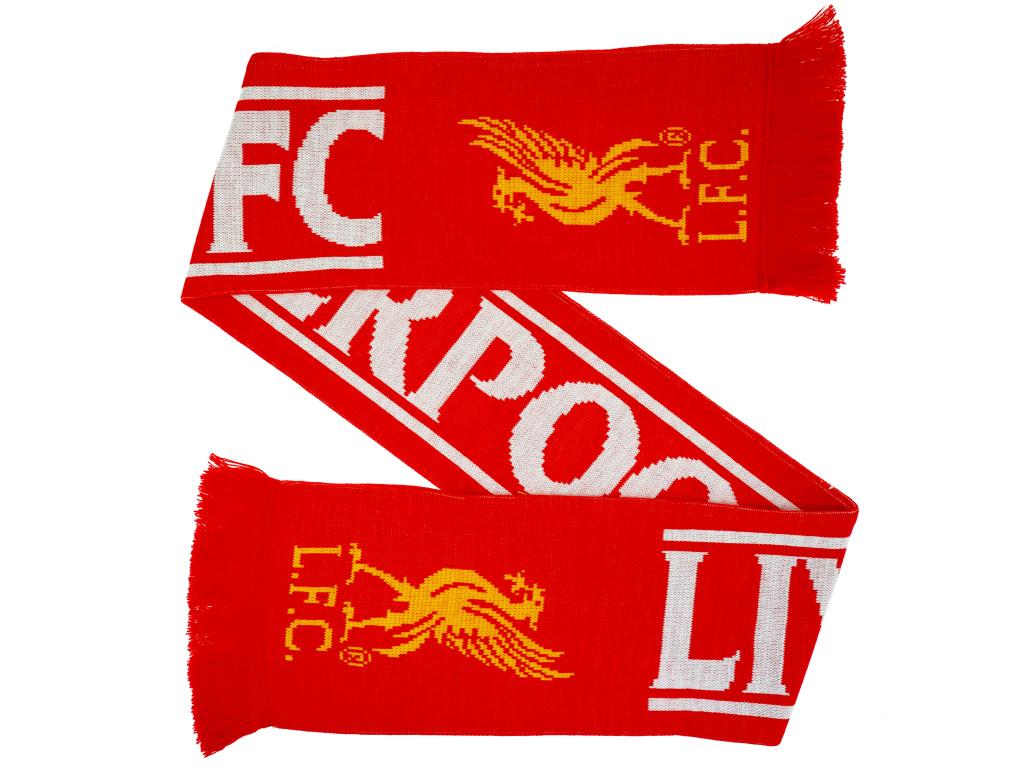 Šála Liverpool FC 20 feather