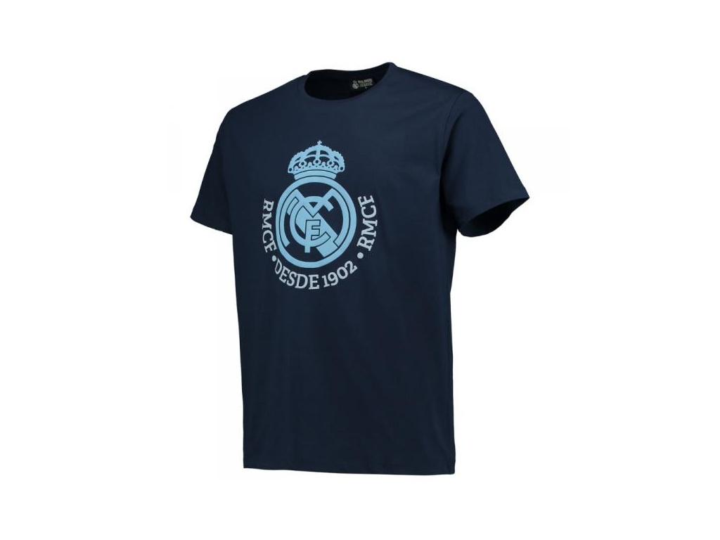 Dětské tričko Real Madrid marino stamp