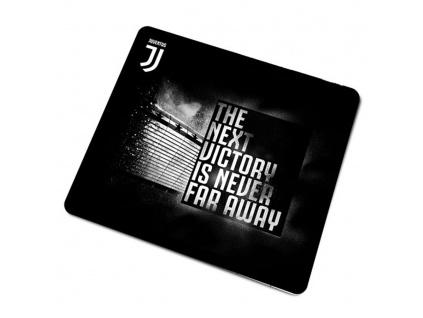 Podložka pod myš Juventus Turín slogan