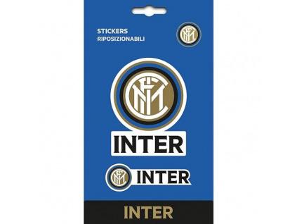 Samolepky Inter Milán FC 2ks