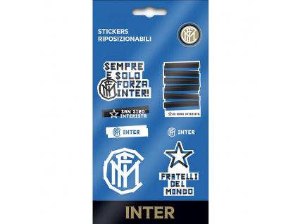 Samolepky Inter Milán FC 7ks